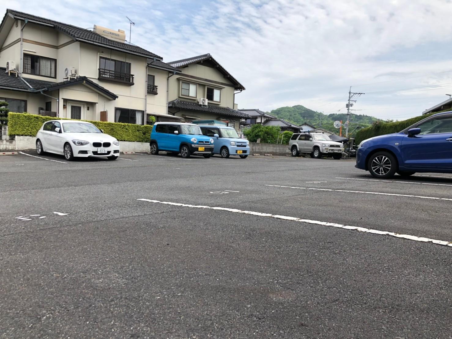 【月極駐車場】岩倉駐車場