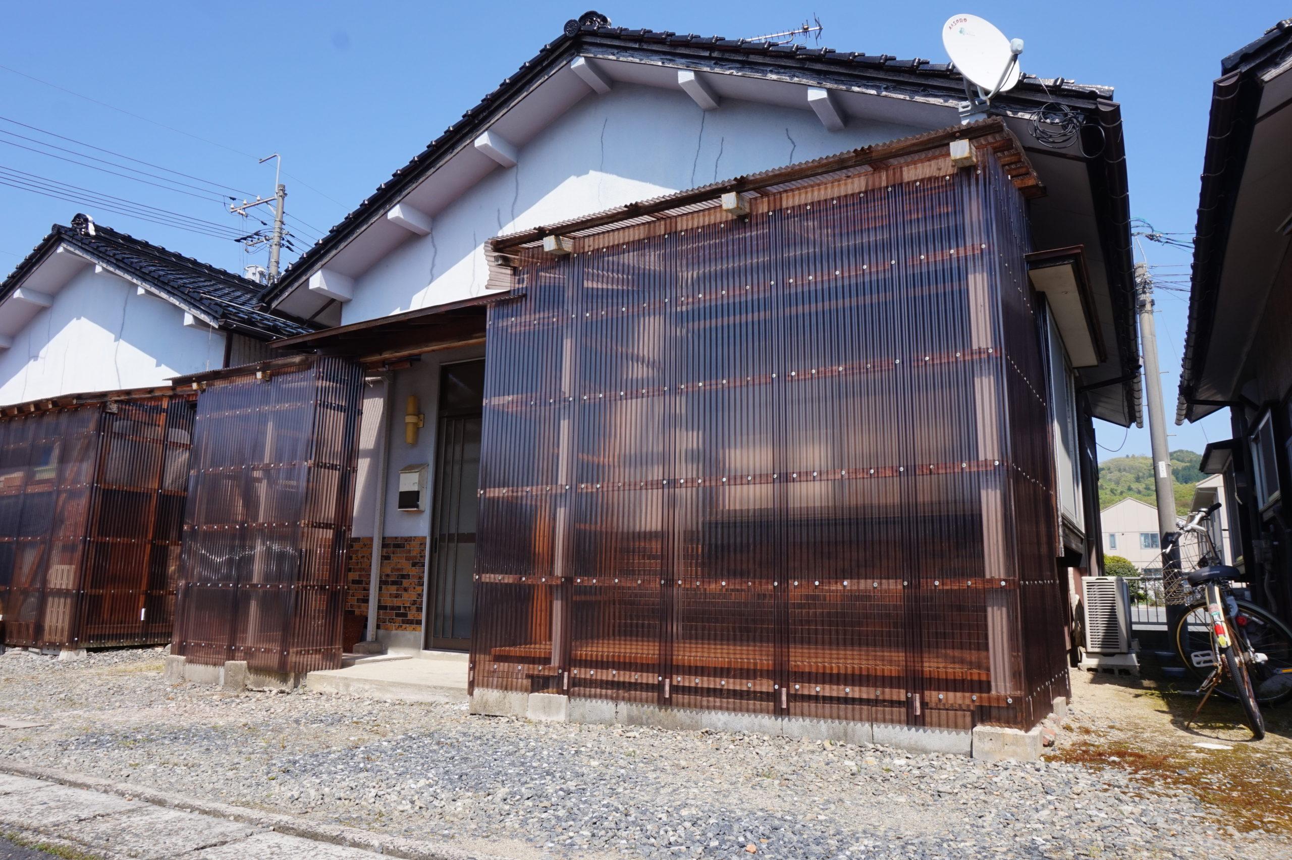 【賃貸】犬島住宅C号